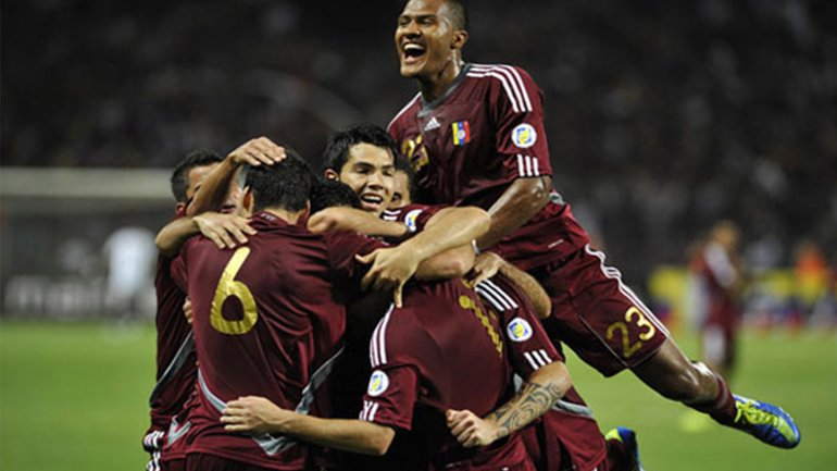 Venezuela aún no sumó puntosa en las cuatro fechas de las Eliminatorias Sudamericanas