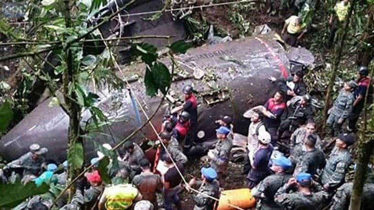 El accidente causó 22 víctimas fatales