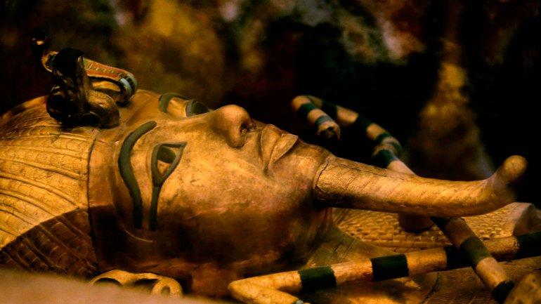 """La daga de Tutankamón fue hecha con material """"extraterrestre"""""""