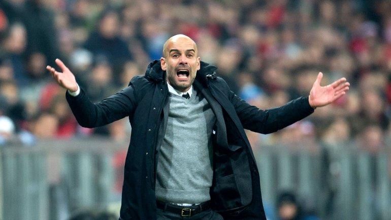 Joseph Guardiola asumirá como entrenador del Manchester City cuando finalice la temporada