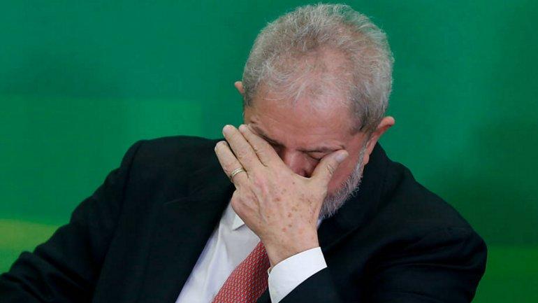 El juez del Tribunal Supremo decidió suspender el mandato de Lula da Silva