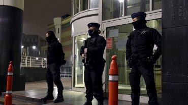 Un gran operativo de seguridad desplegó Bélgica el domingo