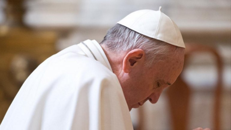 La primera foto publicada por el Papa en su cuenta de Instagram Franciscus
