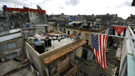 Expectativa en La Habana por la llegada de Barack Obama