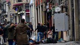 El atentado en Estambul dejó un saldo de cuatro víctimas fatales y al menos 36 heridos