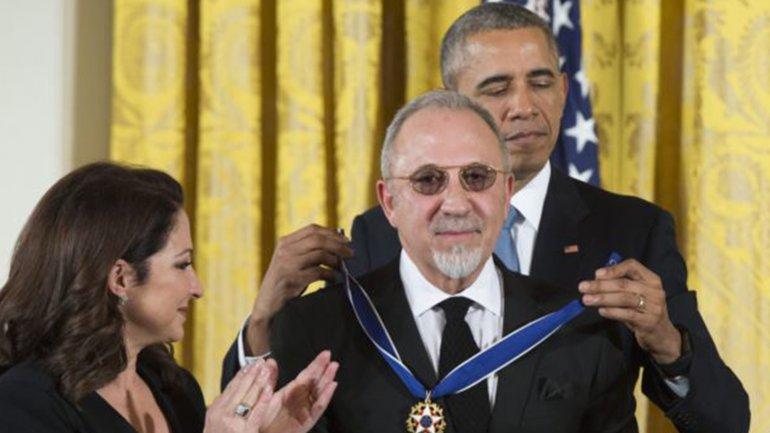 Emilio Estefan aseguró que la visita de Obama lleva una esperanza al pueblo cubano
