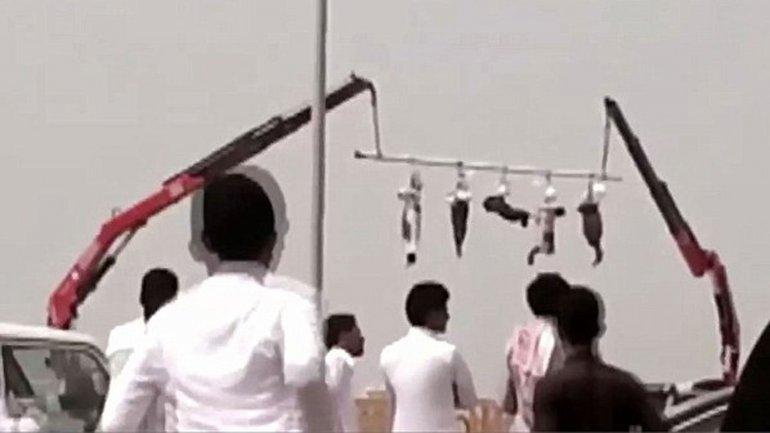 El documentalArabia Saudita al descubiertomuestra la brutalidad de un régimen que utiliza la religión como excusa para someter a sus ciudadanos.