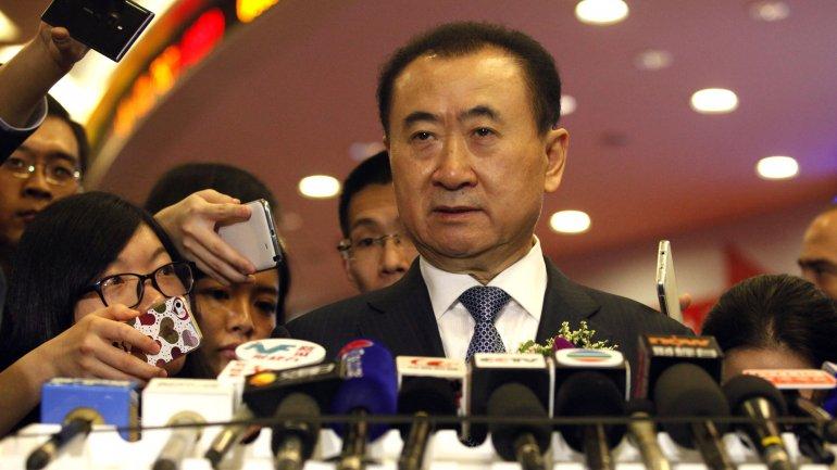 Wang Jianlin ocupa el puesto 19 entre las personas con más dinero del planeta, según la revista Forbes