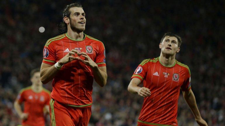 Gales comparte grupo con Eslovaquia, Inglaterra y Rusia en la Eurocopa 2016