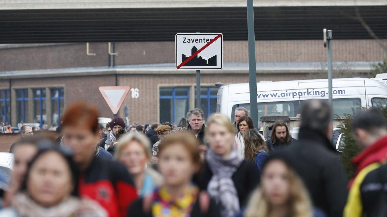 Según medios belgas en el aeropuerto se cuentan al menos 13 muertos