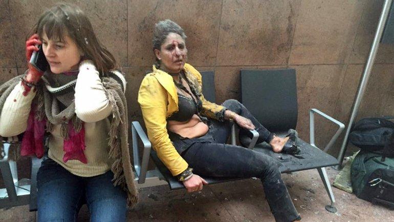 El grupo terrorista Estado Islámico atacó con tres kamikazes en Bruselas el pasado 22 de marzo dejando al menos 31 muertos