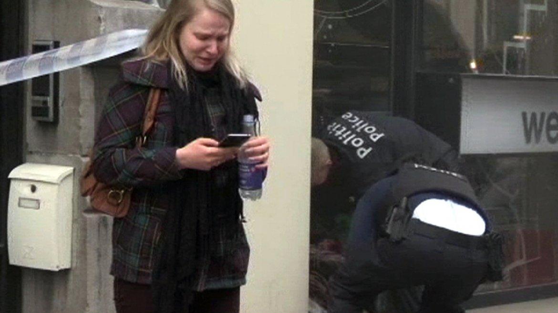 La desolación de una testigo de los atentados