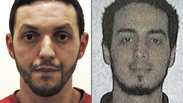 Mohamed Abrini yNajim Laachraoui, los principales sospechosos -hasta el momento- para las autoridades belgas