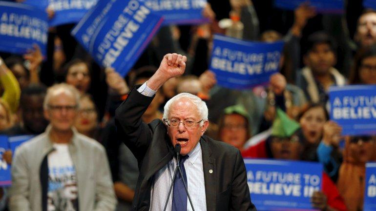 Sanders ganó en Idaho y Utah