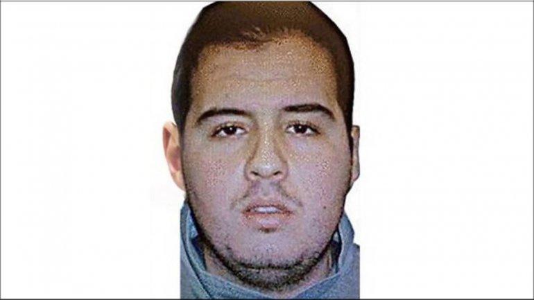 Ibrahim,uno de los kamikazes que se hicieron estallar en el aeropuerto
