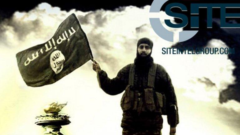 Imagen divulgada en Twitter tras el comunicado de amenazas de ISIS