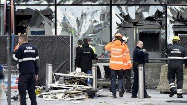 Así quedó el Aeropuerto de Bruselas tras los atentados del 22 de marzo pasado
