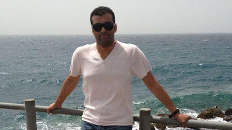 Alaa Brinji, el periodista condenado a 5 años de prisión