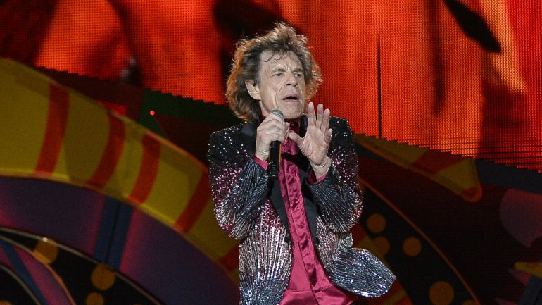Los Rolling Stones llegaron a la isla en el marco de su gira por América Latina