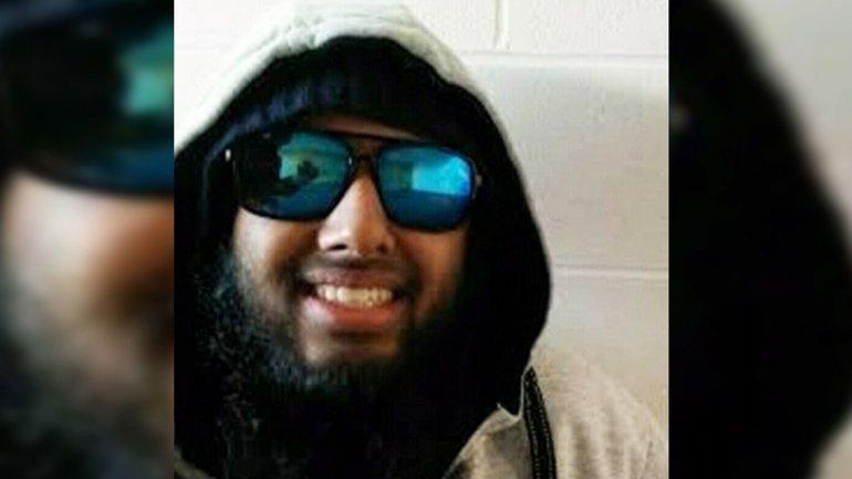 El detenido tenía planeado viajar para entrenarse con extremistas