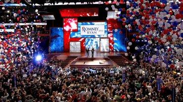 La última convención del Partido Republicano en 2012