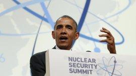 Barack Obama en la Cumbre de Seguridad Nuclear