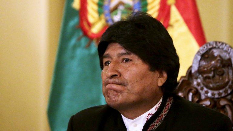 Evo Morales creyó que el Real Madrid era campeón del mundo