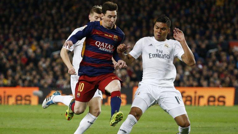 Real Madrid remontó el clásico y se quedó con la victoria