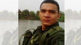 El patrullero Héctor Germán Pérez fue liberado después de 13 días de estar en cautiverio