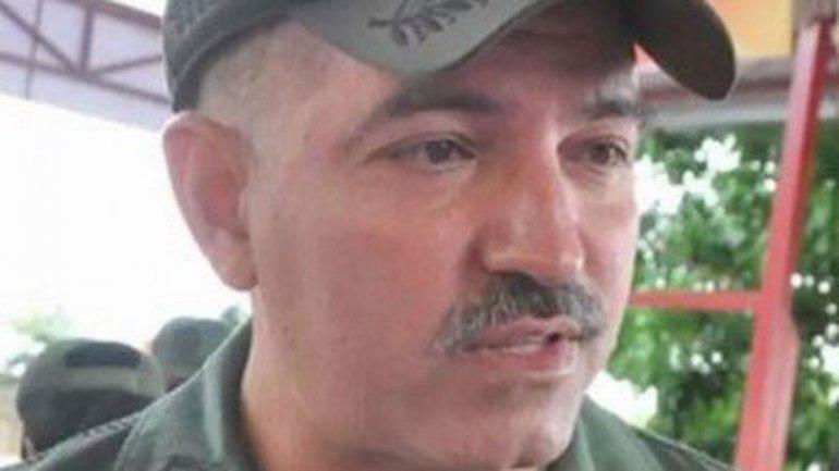 Jorge González Arreaza,General de la Guardia Nacional venezolana
