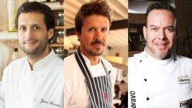 Jaime Pesaque, Rafael Osterling y Christian Bravo, los chefs peruanos involucrados en el Panamá Papers