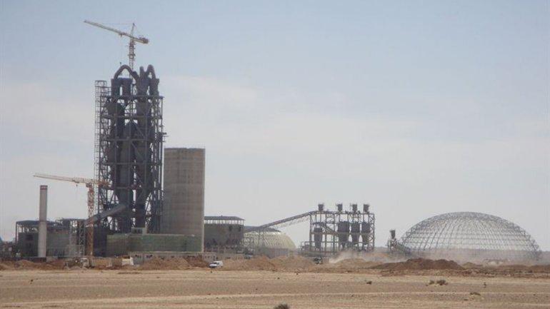 La fábrica de cemento de Badia
