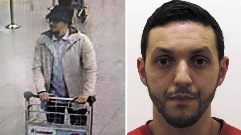 Las autoridades belgas confirmaron que tienen detenido al hombre del sombrero de los ataques terroristas del 22 de marzo en Bruselas