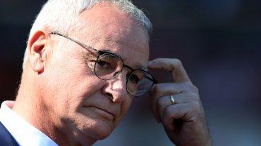 Ranieri nunca consiguió un título de Liga