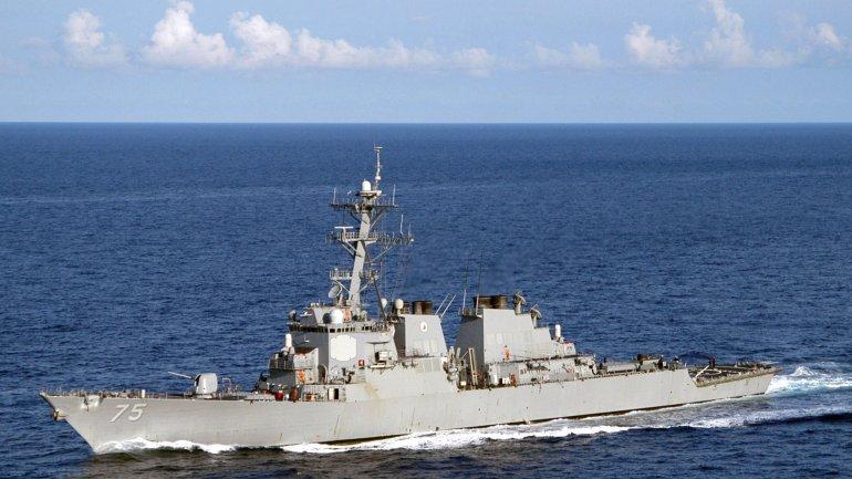 EEUU denuncia vuelos agresivos de Rusia sobre buque de guerra