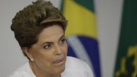 Dilma jugó sus últimas cartas antes de la votación del impeachment