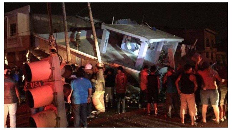 Los daños más graves se registraron en Guayaquil