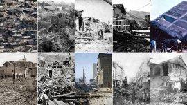 Los peores terremotos en América Latina.