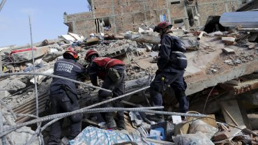 Un fuerte temblor causó pánico en Ecuador