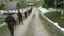 Guatemala desplegó 3.000 soldados en la frontera con Belice tras la muerte de un adolescente guatemalteco