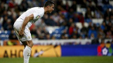 Cristiano Ronaldo sufrió la lesión en el partido ante Villarreal
