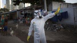 Las campañas para prevenir el zika en América latina aún no se llevan a cabo en Estados Unidos.
