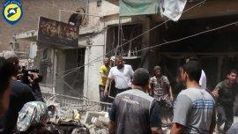 La ciudad de Alepo vive una ola de violencia en medio del alto fuego entre el gobierno y los rebeldes