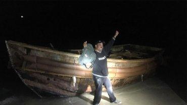En lo que va del año fiscal,3.299 cubanos han sido interceptadosen el estrecho de Florida