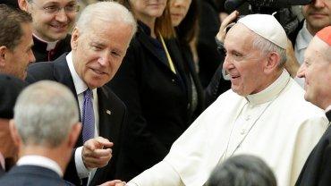 Joe Biden y el papa Francisco pidieron tratamientos accesibles contra el cáncer