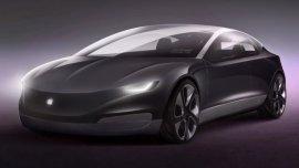 Uno de los posibles diseños del esperado Apple Car