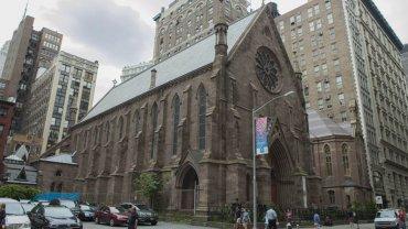 La Catedral Saint Sava está ubicada en el distrito de Chelsea