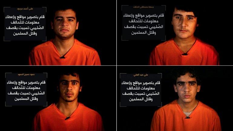 La ONG RBSS divulgó imágenes de las víctimas del Estado Islámico
