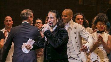 Hamilton, el musical que es sensación en Broadway