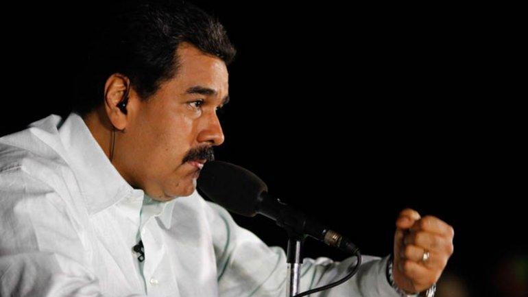 Maduro prometió que se someterá al referendo si el CNE confirma el número de firmas necesarias